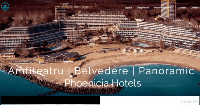 site phoenicia olimp - phoeniciaolimp.ro